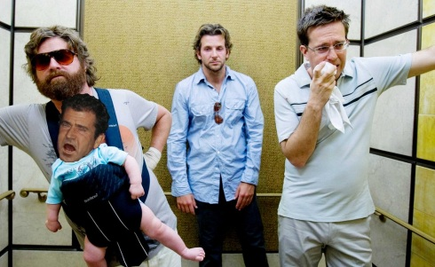 Mel Gibson in The Hangover 2