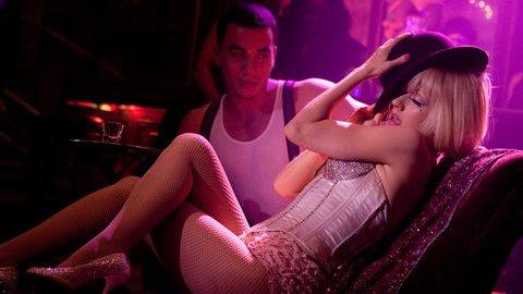 Christina Aguilera Burlesque Star