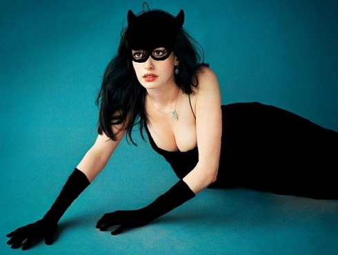 Anne Hathaway gets tapped as the new Catwoman