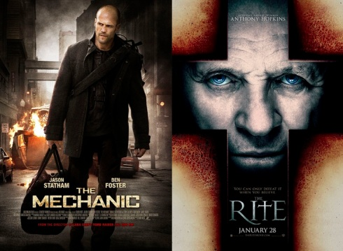 The Mechanic and The Rite