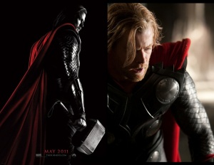 Thor, the new film