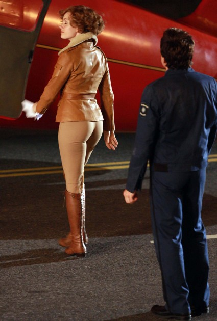 Amy Adams pants from Night at the Museum 2: Battle for the Smithsonian