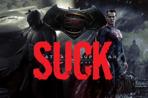 Batman V Superman - Suck